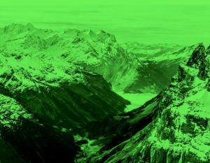 Mountain-Range-Green