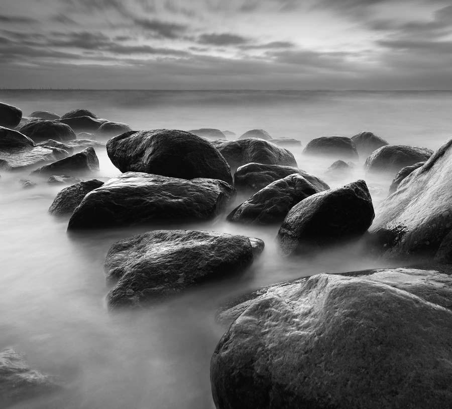 Rocks-by-Ocean