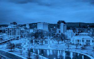 Huntsville-Skyline